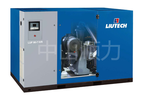 LUF IVR 無油螺杆變頻機型