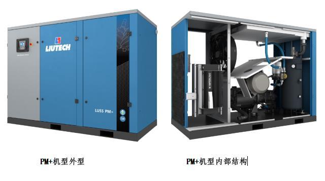 PM+机型外型与PM+机型内部结构