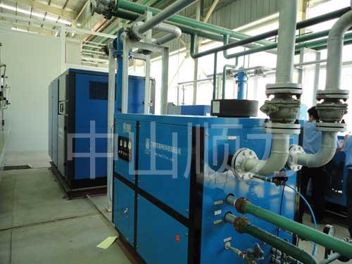 富达空压机电力系统应用